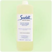 Huile de  massage à l'extrait d'algue Parfum neutre