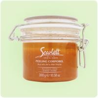 Peeling corporel aux sels de la Mer Morte